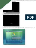 Enciende La Computadora e Inserta El DVD o Disco de Instalación de Windows Vista en La Unidad Lectora de DVD Para Arrancar Desde El Disco