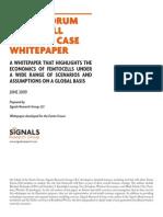 Femtocell Business Case Whitepaper
