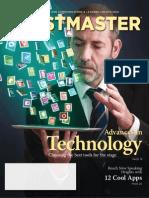 Toastmaster Magazine 2014-03