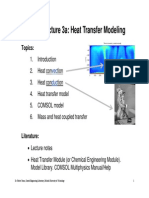 As-74 3179 Lecture Heat Transfer