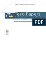 Microsoft.test Papers.98 361.v2014!06!10.by.jesus