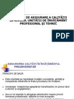 2. Mecanisme de Asigurare a Calitatii (1)