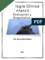 Psicología Clínicia Infantil. Evaluación y Diagnostico - Aurora García Morey