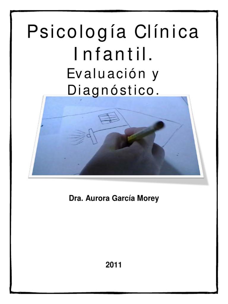 Psicología Clínicia Infantil. Evaluación y Diagnostico - Aurora ...