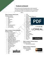 Products to Boycott.pdf