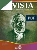 Revista Escola Da Magistratura Federal