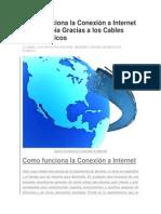 Como Funciona La Conexión a Internet en Colombia Gracias a Los Cables Interoceanicos