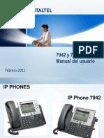 Manual de Usuario CP-7942-7962