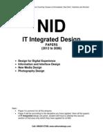 Nid It Integrated Design 2012-2006