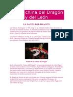 Danza china del Dragón y del León.doc