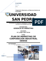 Plan de Marketing Acomodado