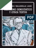 Cesarismo Democrático - Laureano Vallenilla Lanz
