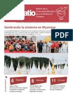 Boletín Internacional Meditatio-Octubre2013