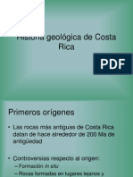 Historia Geológica de Costa Rica2