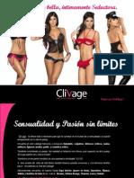 Catálogo Clivage Ventas ASESORAS