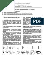 Guía de Estudio Biología Diez-Chambú