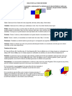 Solucion Al Cubo de Rubik