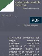 Derecho Comercial Seguro