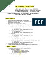 2014 II Responsabilidades Equipos de Trabajo Xii Certamen Academico