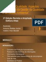 Transparências CUSTOS DA QUALIDADE Aspectos Econômicos Da Gestão Da Qualidade e Da Gestão Ambiental