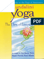 Yogi Bhajan - Kundalini Yoga - Flow of Eternal Power (224p)