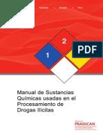 Manuel de Sustancias Quimicas