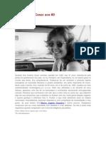 Poetisa Ana Cristina Cesar Aos 60