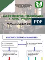 (Tema Sesion) Precaucion de Pacientes Aislados