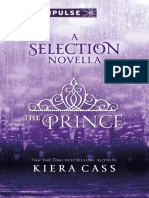 The Prince A Selection Novella By Kiera Cass Exclusive Excerpt