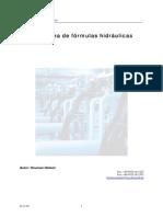 Coletânea de Formulas Hidraulicas - Parker