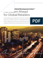 Full Steam Ahead for Global Retailers- 2014 Global Retail Development in...