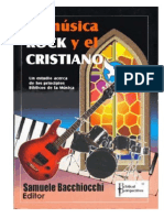 Libro-La Musica Rock y El Cristiano