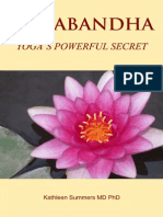 Mula Bandha - Yoga's powerful secret