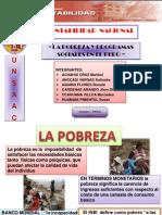 Pobreza y Programas Sociales
