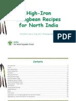 Mungbean Recipes