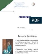 Lenceria quirúrgica