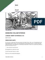 The Ship of Fools, Volume 1-2 by Brant, Sebastian, 1458-1521
