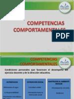 Competencias Comportam.info