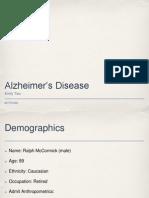 alzheimers case