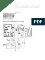 Amplificador de Audio Con Transistor de Ficha 2N301