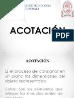 2. ACOTACIÓN