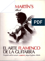 Juan Martin's Guitar Method - Flamenco