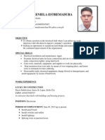 Michael Final Resume Re Edit