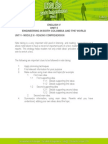 Unit v - Module III - Written Communication
