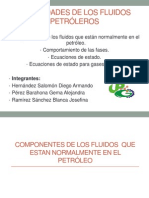 propiedades de fluido petroleros