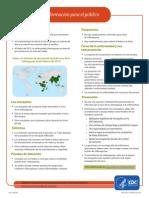 Chikungunya Factsheet ESP