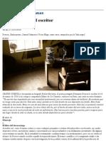 La Melancolía Del Escritor _ Noticias Uruguay y El Mundo Actualizadas - Diario EL PAIS Uruguay