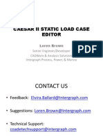 190644870 Caesar Static Load Case Editor