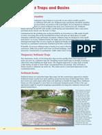 5-Sediment Traps and Basins