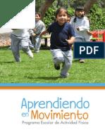 Instructivo Aprendiendo en Movimiento - Parte II - 3 de Junio